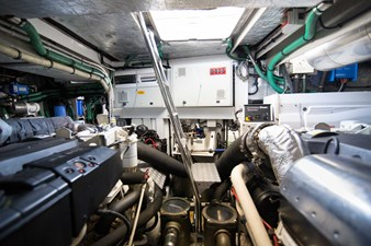 Drift 60 Engine Room