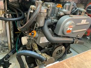 PANACHE 16 Engine