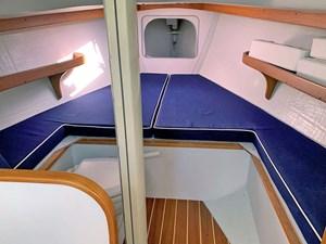 PANACHE 9 Forward Cabin