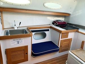 PANACHE 12 Main Cabin, Starboard
