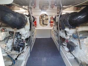 Low Profile 22 Engine Room