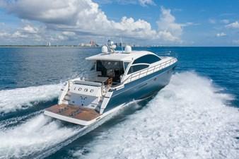 LOBO 2 LOBO 2011 UNIESSE 55S Cruising Yacht Yacht MLS #273521 2