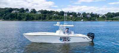 Strike Back 0 34' 2017 SeaVee - STRIKE BACK