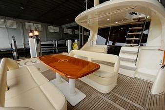 El Jefe 5 El Jefe 2009 MOCHI CRAFT FERRETTI 64 Dolphin Motor Yacht Yacht MLS #273534 5