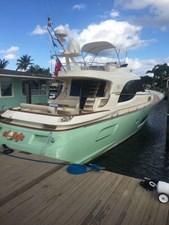 El Jefe 1 El Jefe 2009 MOCHI CRAFT FERRETTI 64 Dolphin Motor Yacht Yacht MLS #273534 1