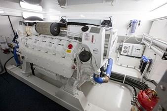 EFFIE MAE 10 Engine Room