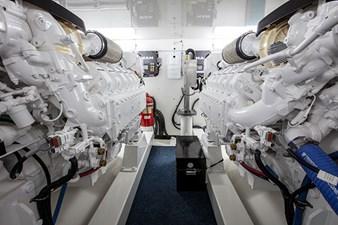 EFFIE MAE 9 Engine Room