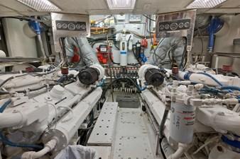 ANDIAMO 22 Engine Room