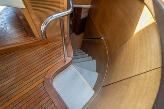 Intervention  36 Stairs to Companionway