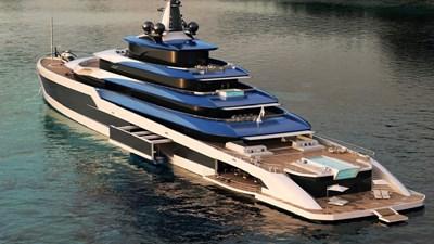 SCINTILLA 2 SCINTILLA 2024 CUSTOM  Motor Yacht Yacht MLS #273609 2
