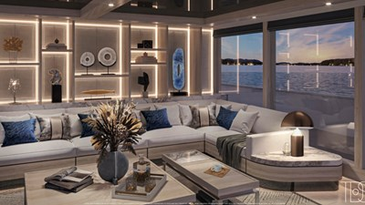 SCINTILLA 3 SCINTILLA 2024 CUSTOM  Motor Yacht Yacht MLS #273609 3