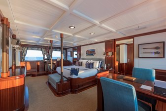 AWATEA 6 Master Stateroom Looking To Port