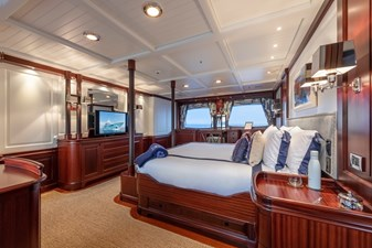 AWATEA 7 Master Stateroom Looking To Port