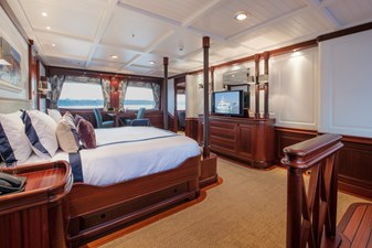 AWATEA 8 Master Stateroom Looking To Starboard