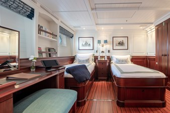 AWATEA 14 Twin Convertible Guest Stateroom