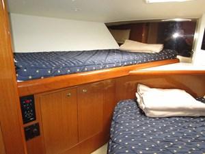EQUITY VIII 29 Forward Cabin Single Berth