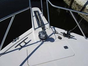 EQUITY VIII 33 Windlass Detail