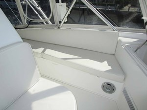 EQUITY VIII 41 FB Port Seat