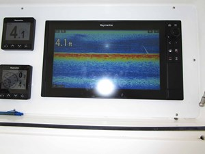 EQUITY VIII 48 Stbd Axiom at Fish Finder