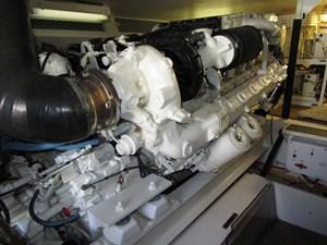 EQUITY VIII 57 Port Engine