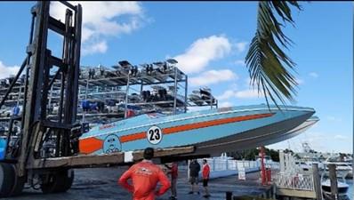Ocean Express 25 Sport 4 Ocean Express 25 Sport 1999 OCEAN EXPRESS CATAMARANS  Motor Yacht Yacht MLS #273627 4