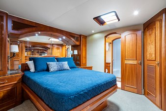 Past Time  15 Master Stateroom