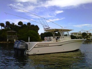 Mistress 6 Mistress 2010 GRADY-WHITE Canyon 336 Sport Fisherman Yacht MLS #273645 6