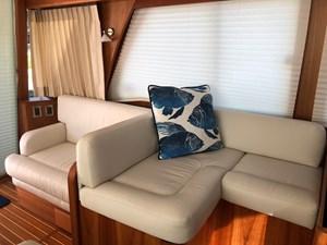 Rowe Boat 3 Port Side Aft Sofa