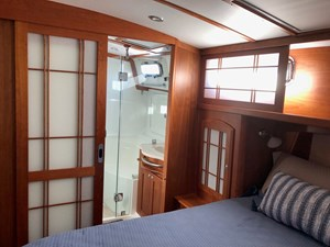 Rowe Boat 14 Master Stateroom - Located Starboard Side