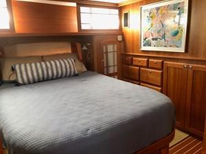 Rowe Boat 15 Large Island Berth