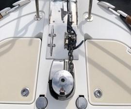 Rowe Boat 30 Windlass