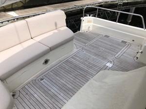 Rowe Boat 33 Cockpit