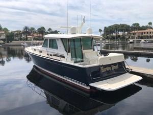 Rowe Boat 42 Port Aft