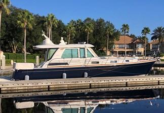 Rowe Boat 43 Starboard Side