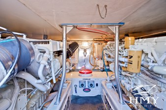 Top Shot 27 Engine Room
