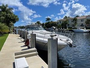 Dock Holiday 1 Dock Holiday 1999 SEA RAY 540 Sundancer Cruising Yacht Yacht MLS #273691 1