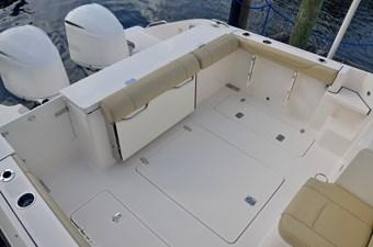 Grillin Time 21 Cockpit