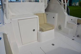 Grillin Time 24 Cockpit