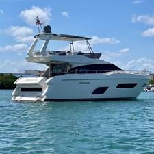 Vita Bona 0 Vita Bona 2016 FERRETTI YACHTS 550 Cruising Yacht Yacht MLS #273706 0