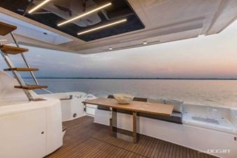 Vita Bona 1 Vita Bona 2016 FERRETTI YACHTS 550 Cruising Yacht Yacht MLS #273706 1