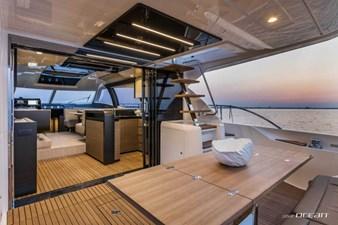 Vita Bona 2 Vita Bona 2016 FERRETTI YACHTS 550 Cruising Yacht Yacht MLS #273706 2