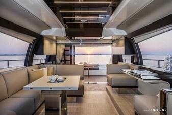Vita Bona 3 Vita Bona 2016 FERRETTI YACHTS 550 Cruising Yacht Yacht MLS #273706 3