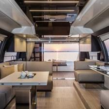 Vita Bona 4 Vita Bona 2016 FERRETTI YACHTS 550 Cruising Yacht Yacht MLS #273706 4