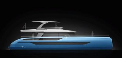 PALM - POWER 80  1 Palm Yachts 80 Power _Hports