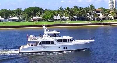 Let It Bee 0 LET IT BEE 80 Offshore Yacht 2017