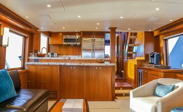 Let It Bee 2 Let It Bee 2017 OFFSHORE YACHTS  Motor Yacht Yacht MLS #273723 2