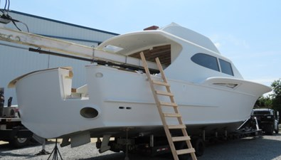 New Build 20 Transom/Starboard Exterior