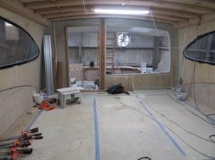 New Build 8 Salon Area