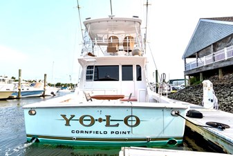 YOLO 2 YOLO 2000 VIKING 55 Convertible Sport Fisherman Yacht MLS #273727 2