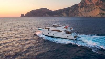 NEPHENTA  2 NEPHENTA  1997 ASTONDOA 82 GLX Motor Yacht Yacht MLS #273733 2